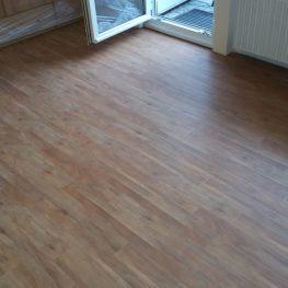 Renovierter Fußboden